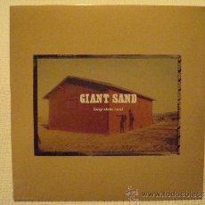 Discos de vinilo: GIANT SAND - '' LONG STEM RANT '' 2 LP REISSUE WITH BONUS TRACKS 2010 UK SEALED. Lote 33819488