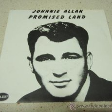 Discos de vinilo: JOHNNIE ALLAN ( PROMISED LAND ) PETE FOWLER ( ONE HEART, ONE SONG ) ENGLAND 'VINILO AMARILLO'. Lote 33837280