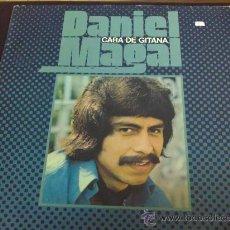 Discos de vinil: DANIEL MAGAL, CARA DE GITANA. Lote 33878862