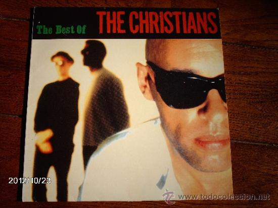 THE CHRISTIANS - THE BEST OF THE CHRISTIANS (Música - Discos - LP Vinilo - Pop - Rock Extranjero de los 90 a la actualidad)