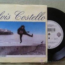 """Discos de vinilo: 7"""" ELVIS COSTELLO-SO LIKE CANDY. Lote 33885966"""