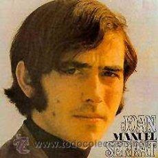 Discos de vinilo: JOAN MANUEL SERRAT. Lote 33886121