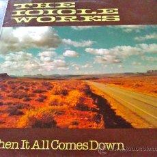 Discos de vinilo: THE ICICLE WORKS, WHEN IT ALL COMES DOWN - MAXI SINGLE 3 TEMAS. Lote 33890436