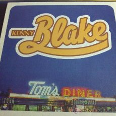 Discos de vinilo: KENNY BLAKE, TOM'S DINNER CLUB MIX - MAXI SINGLE 3 TEMAS. Lote 33900266