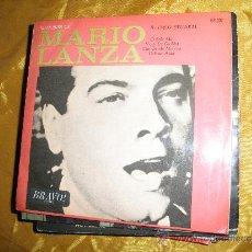 Discos de vinilo: MEMOIRES OF MARIO LANZA. ENZO STUARTI. EDICION INGLESA 1964. IMPECABLE. Lote 33901730