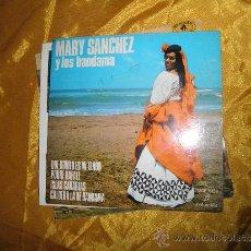 Discos de vinilo: MARY SANCHEZ Y LOS BANDAMA. EP. 1UE BONITO ES MI TEROR + 3. ALHAMBRA 1959. Lote 33902783