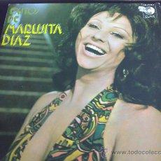 Discos de vinilo: ÉXITOS DE MARUJITA DÍAZ - LP DE VINILO. Lote 33909669