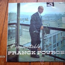 Discos de vinilo: FRANCK POURCEL - L´INIMITABLE . Lote 33916536