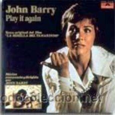 Discos de vinilo: JOHN BARRY - PLAY IT AGAIN. Lote 33913159