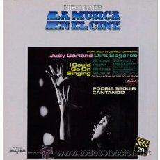 Discos de vinilo: PODRÍA SEGUIR CANTANDO - JUDY GARLAND. Lote 33913168