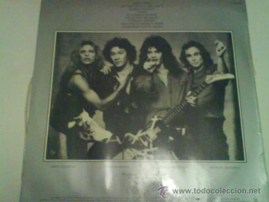 Discos de vinilo: VAN HALEN WOMEN AND CHILDREN FIRST - Foto 2 - 33922045