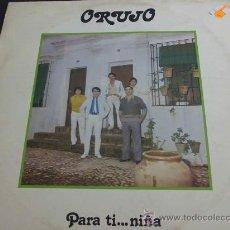 Discos de vinilo: ORUJO, PARA TI NIÑA - DISCO LP DE VINILO. Lote 33944298