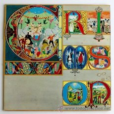 Discos de vinilo: KING CRIMSON ··· LIZARD - (LP). Lote 33947479