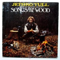 Discos de vinilo: JETHRO TULL ··· SONGS FROM THE WOOD - (LP). Lote 33947740