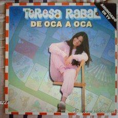 Discos de vinilo: TERESA RABAL - DE OCA EN OCA. Lote 33971554