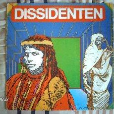Discos de vinilo: DISSIDENTEN- INSHALLA- BAJKA´S GNAOUI . Lote 33973396