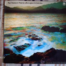 Discos de vinilo: PAUL DESMOND - PUENTE SOBRE AGUAS TURBULENTAS. Lote 33973729