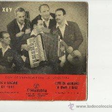 Discos de vinilo: LOS XEY CON ORQUESTA.SINGLE. Lote 33962504