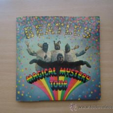 Discos de vinilo: THE BEATLES ( MAGICAL MYSTERY TOUR ) DOBLE EP. ENGLAND CON DIRECCION CLUB FANS. Lote 33962846