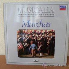 Discos de vinilo: MUSICALIA: Nº 67 - MARCHAS. Lote 33964509