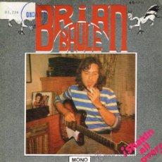 Discos de vinilo: BRIAN BAULE - SHAKIN ALL OVER / AROUND & AROUND / IN THE MIDNIGHT HOUR, ETC - EP 1988. Lote 33968452