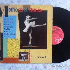 Discos de vinilo: LP METHODS OF DANCE-VOLUME 2. Lote 33973373