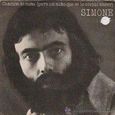 Discos de vinilo: SIMONE. Lote 33974588