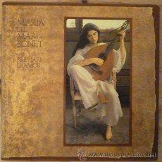 Discos de vinilo: MARIA DEL MAR BONET - BREVIARI D'AMOR. Lote 33974711