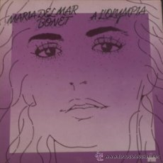 Discos de vinilo: MARIA DEL MAR BONET A L'OLYMPIA. Lote 33974990