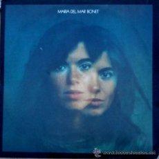 Discos de vinilo: MARÍA DEL MAR BONET. Lote 33975005