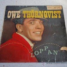Discos de vinilo: OWE THÖRNQVIST ( DAGNY - HJÄLPI - HERR JONSSONS IRRFÄRDER - MISS HAMBO ) EP45 SWEDEN. Lote 33983545