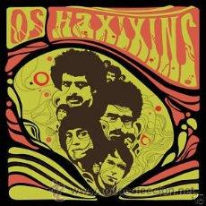 Discos de vinilo: LP OS HAXIXINS BRAZILIAN GARAGE VINYL GARAGE REVIVAL VINILO. Lote 45261885