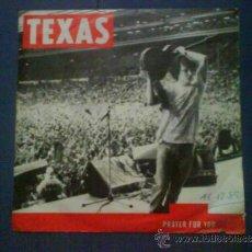 Discos de vinilo: TEXAS PRAYER FOR YOU. Lote 33992946