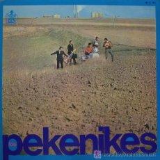 Discos de vinilo: LP LOS PEKENIKES LADY PEPA HISPAVOX MADRID AÑO 1966 SU MEJOR ALBUM . Lote 33993520