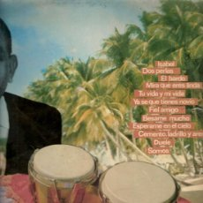 Discos de vinilo: DISCO L.P. DE VINILO, DE ANTONIO MACHÍN: ISABEL, DOS PERLAS, EL BARDO, MIRA QUÉ ERES LINDA, TU VIDA . Lote 33995244