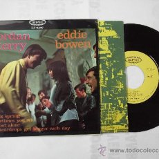 Discos de vinilo: GORDAN TERRY / EDDIE BOWEN THING SPRING + 3 EP EPIC ORIGINAL SPAIN 1965 @ COUNTRY @ UN EP A ESTRENAR. Lote 34000644