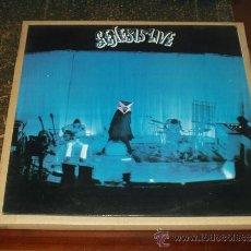Discos de vinilo: GENESIS LP GENESIS LIVE. Lote 34003545