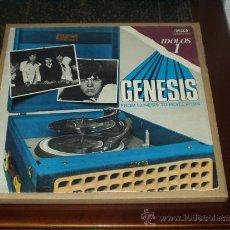 Discos de vinilo: GENESIS LP FROM GENESIS TO REVELATION PORTADA UNICA ESPAÑA MUY RARO. Lote 34003562