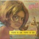Discos de vinilo: FRANCE GALL EUROVISION ´65 EP SELLO PHILIPS EDITADO EN ESPAÑA. . Lote 34004522