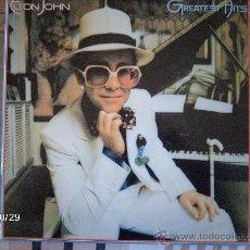 Discos de vinilo: ELTON JOHN - GREATEST HITS . Lote 34014014