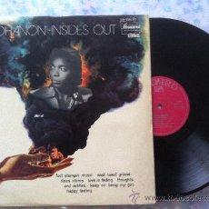 Discos de vinilo: LP BOHANNON-INSIDES OUT. Lote 34014369