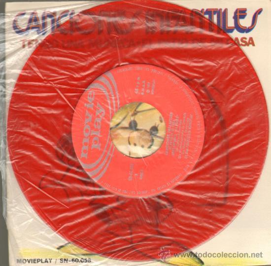 Discos de vinilo: MUSICA GOYO - SINGLE VINILO - CANCIONES INFANTILES - EL PATIO DE MI CASA - TENGO UNA MUÑECA - *UU99 - Foto 2 - 34006118