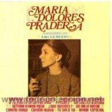 Discos de vinilo: MARÍA DOLORES PRADERA. Lote 34019352