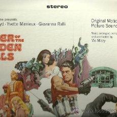 Discos de vinilo: BANDA SONORA DEL FILM THE CAPER OF THE GOLDEN BULLS LP SELLO TOWER EDITADO EN USA.. Lote 34023407