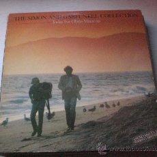 Discos de vinilo: SIMON Y GARFUNKEL.- SUS OBRAS MAESTRAS, LP CBS. ESPAÑA 1981, ¡¡¡NUEVO¡¡¡ + FOTO TITULOS. Lote 34027208