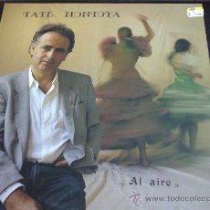 Discos de vinilo: TATE MONTOYA, AL AIRE - LP DE VINILO. Lote 34030242