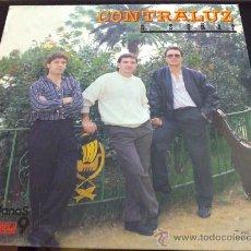 Discos de vinilo: CONTRALUZ, A SOÑAR - LP. Lote 34030250