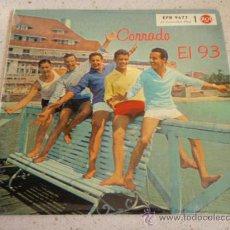 Discos de vinilo: CORRADO E I 93 (SARRA CHI SA'... - GUARDA CHE LUNA - PADRONE D'O MARE - PER UN BACIO D'AMOR ) 1960. Lote 34031302