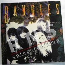 Discos de vinilo: THE BANGLES - EVERYTHING - DISCO DE VINILO LP - GRUPO MÚSICA POP ROCK - EEUU - AÑOS 80. Lote 34031670