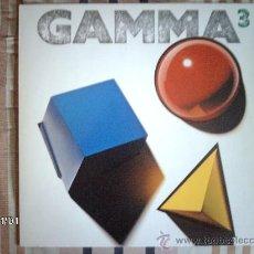 Discos de vinilo: GAMMA - 3. Lote 34046846